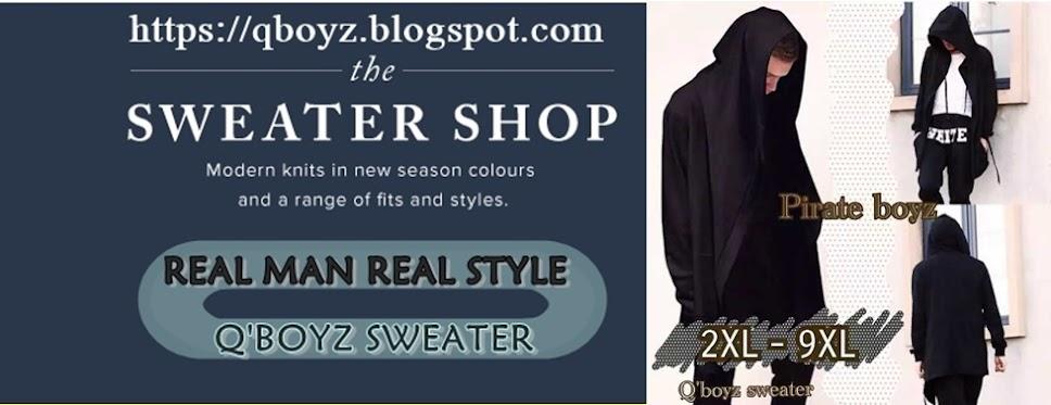 Q'boyz sweater
