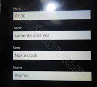 Configurar alarme nokia lumia 710