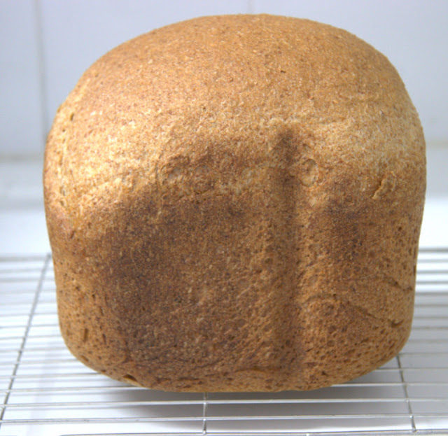 Ultimate Breadmaker Wholemeal Bread