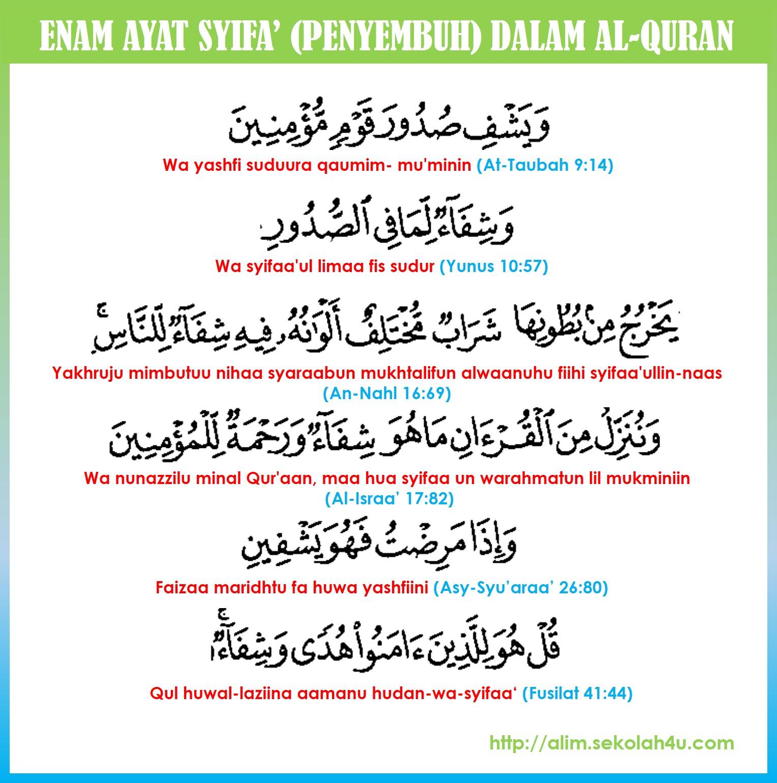 Ayat Syifa'