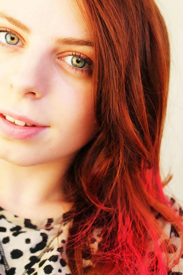 jai t me promener chez kiko dernirement et je suis tombe nez nez avec les hair shadows un ersatz des color bug de kevin murphy - Coloration Temporaire Rose