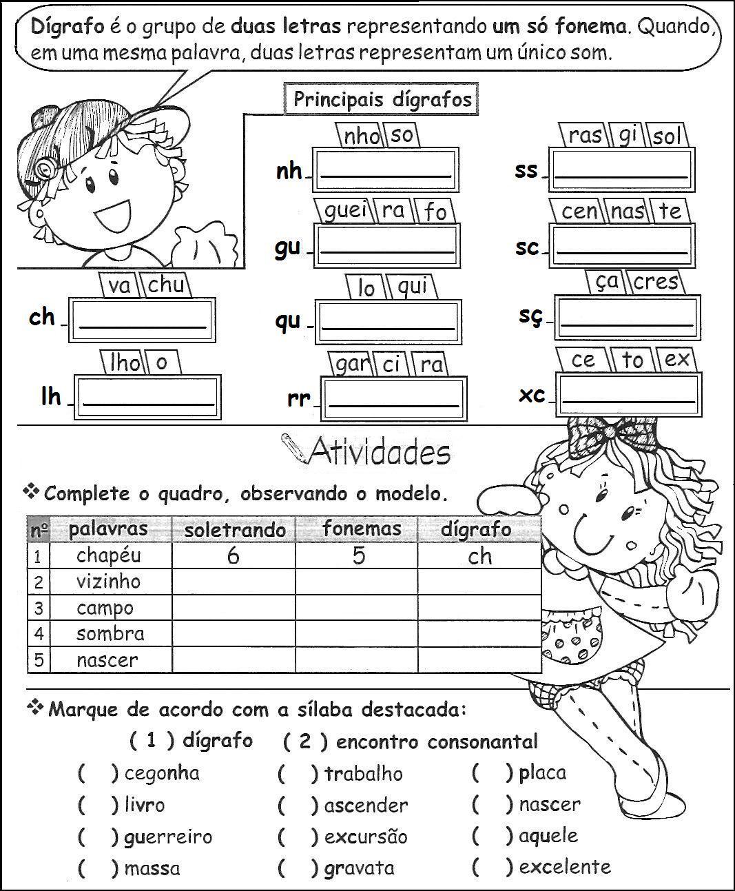L  Ngua Portuguesa   Gram  Tica   D  Grafos