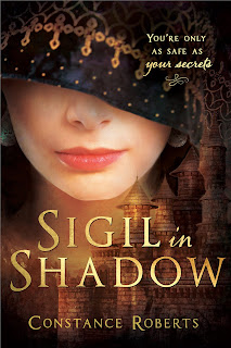 Cover Reveal: Sigil in Shadow by Constance Roberts