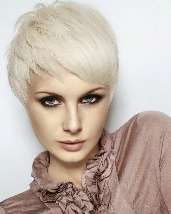 Korte Kapsels » Celebrity Kapsels - Kapsels Kort Haar Dames Met Bril