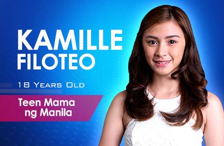 """""""Teen Mama ng Manila"""" - Kamille Filoteo"""
