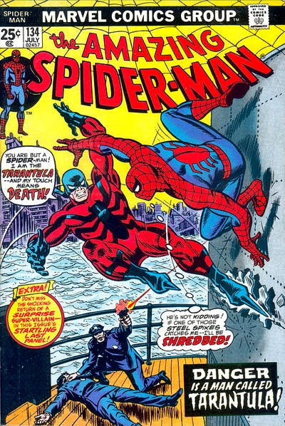 Amazing Spider-Man #134, The Tarantula
