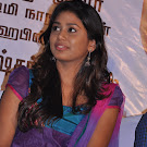 New Tamil Actresss @ Vazhakku Enn 18-9 Movie Press Meet Pics