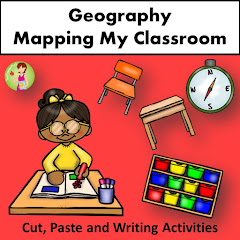 Geography Mapping My Classroom