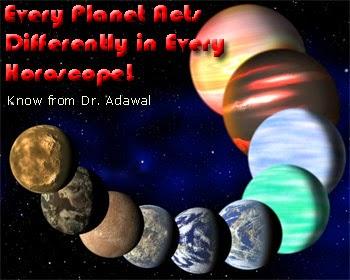 Planets Behavior in your Horoscope