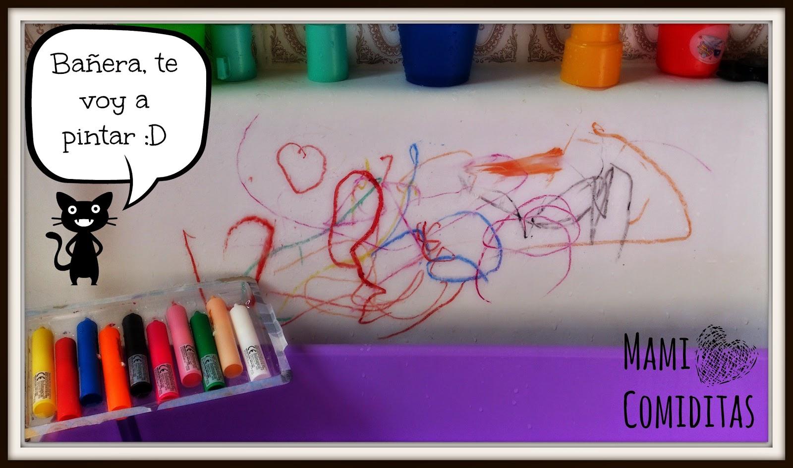 Mami comiditas consejo a pintar en la ba era - Pintar una banera ...