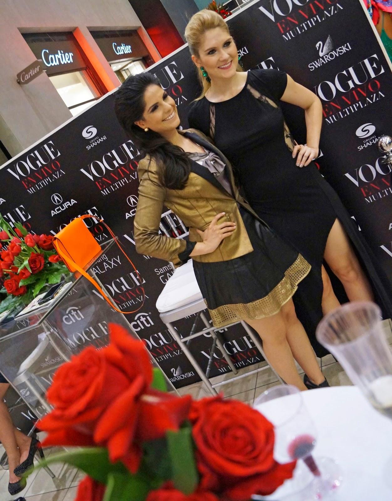 Vogue en Vivo Panama Fotos