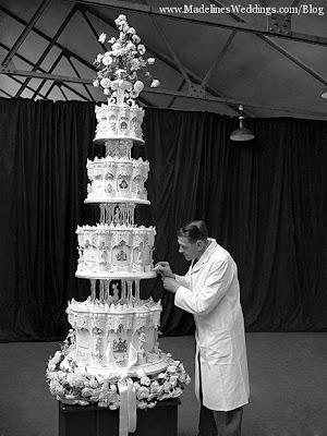 Crown Princess Wedding Cakes