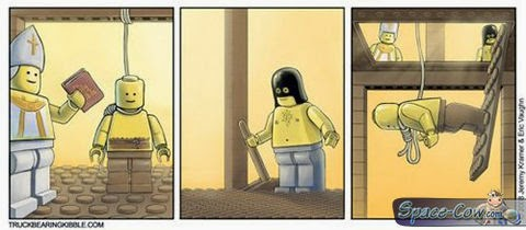 funny comics Lego pictures
