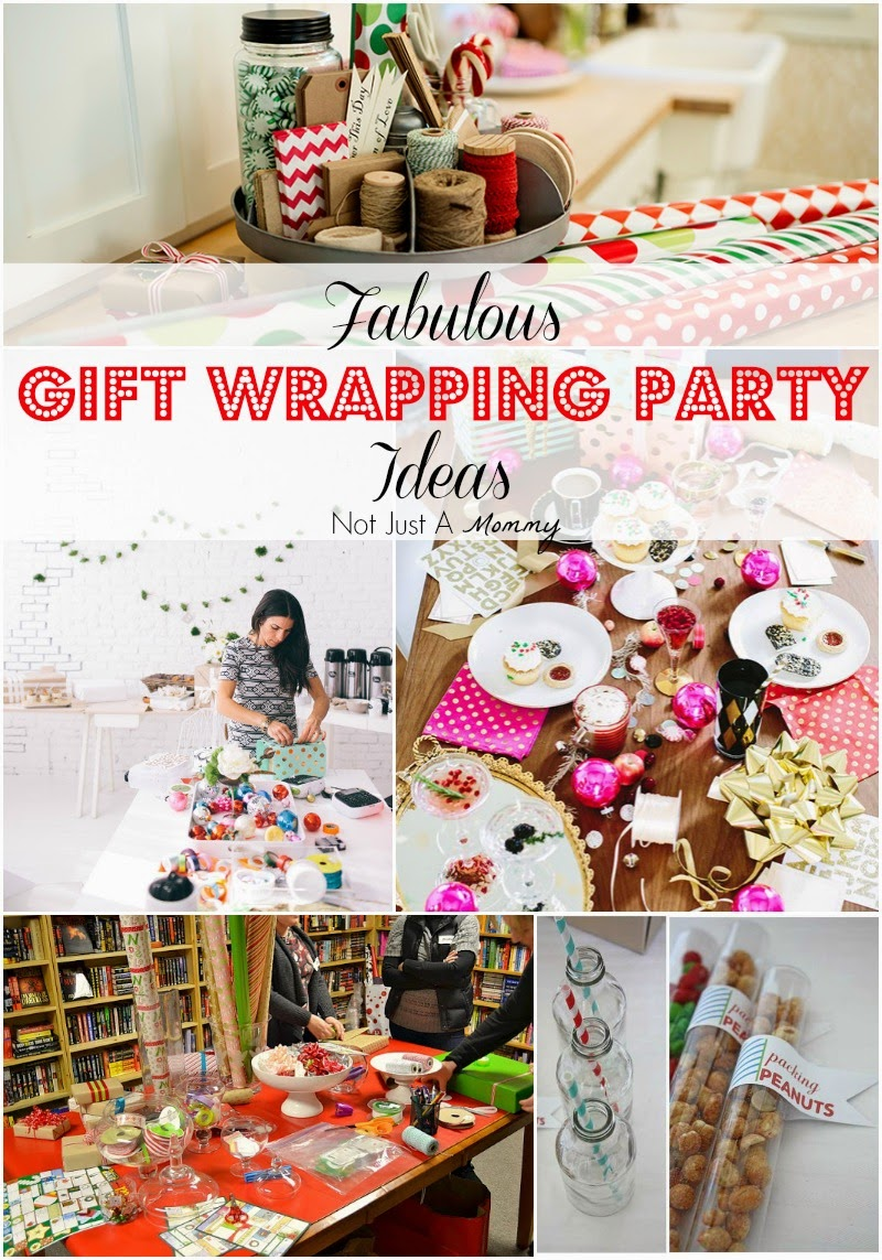 Gift Wrapping Parties