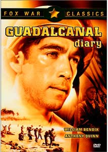 Guadalcanal Diary band name inspiration - Film poster