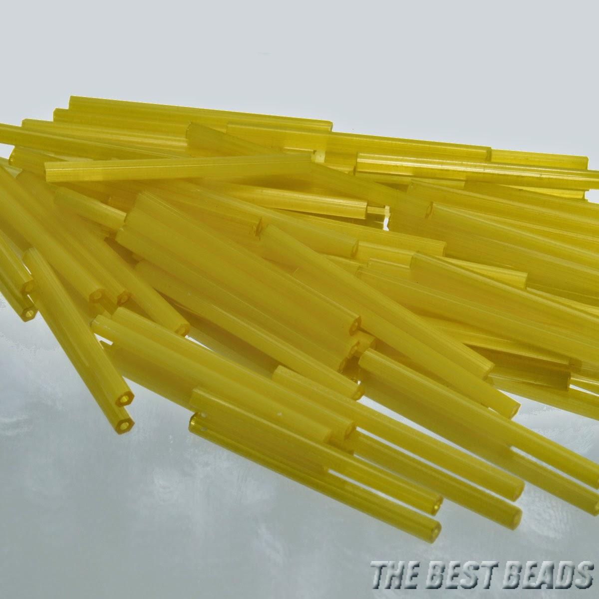 https://www.etsy.com/listing/198955931/15g-70pcs-silky-yellow-bugle-beads-30mm