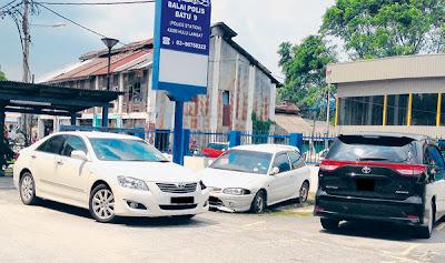 Toyota Estima Toyota Camry untuk dijual