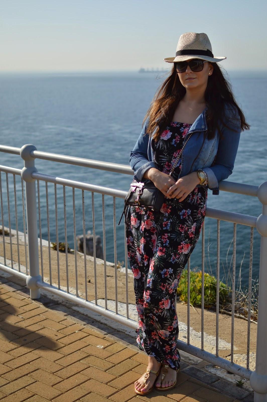 Maxi Dress in Gibraltar