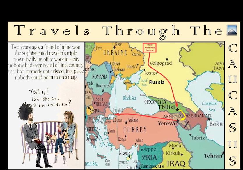 Travels Through The Caucasus