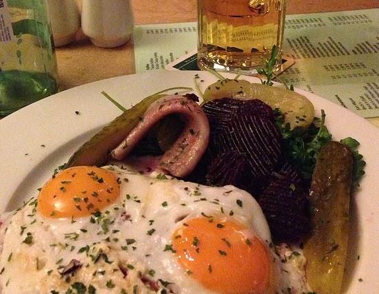 Αμβούργο μια κουζίνα για γερά στομάχια! Γερμανία ταξίδια φαγητό