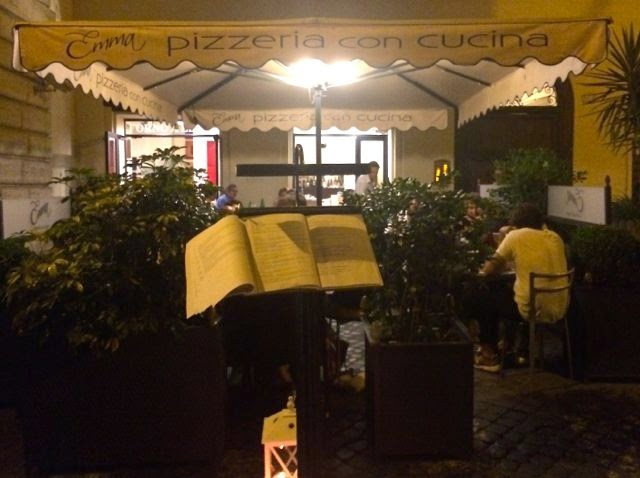 Gillian\'s Lists: Pizza in Rome {Emma Pizzeria con Cucina}