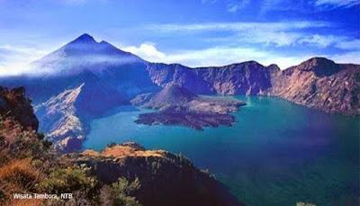 Gunung Tambora, NTB