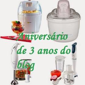 SORTEIO DE ANIVERSÁRIO DO BLOG