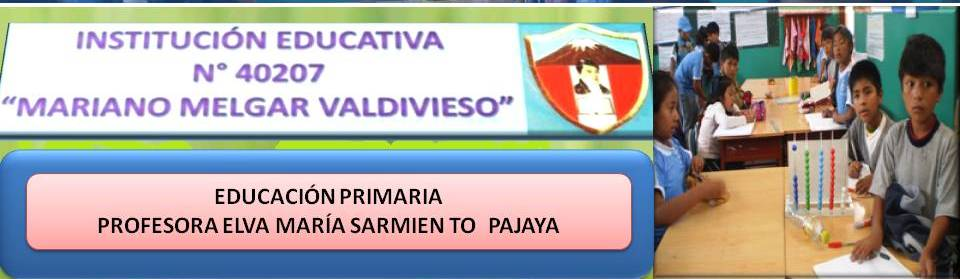 "ELVA SARMIENTO - 40207 ""MMV"""