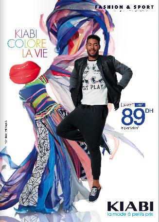 catalogue kiabi maroc mars 2015