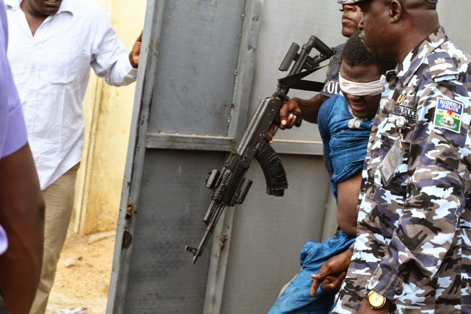 police arrests kidnappers kano state