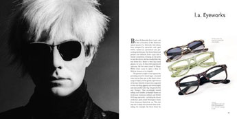 A spread on l.a. Eyeworks