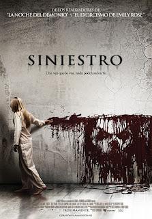 Ver Película Siniestro Online poster