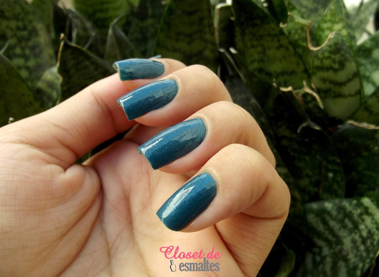esmalte #azulperfeito da avon, esmalte avon, #azulperfeito da avon, esmalte #azul perfeito, esmalte azul, closet de esmaltes, kahena kévya, esmaltes, unhas, nail art,