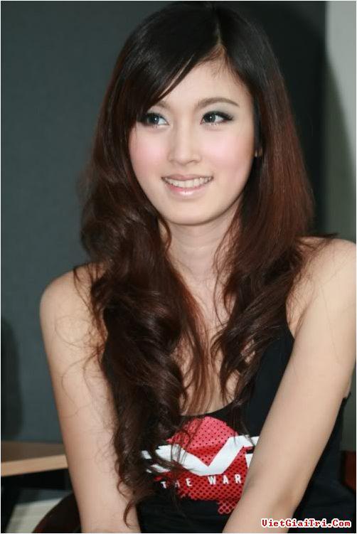 Ảnh gái xinh Thái Lan thật giả lẫn lộn 21