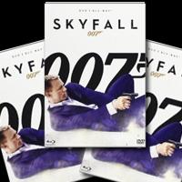 """Ganadores del Concurso 3 Blu-Ray de """"SkyFall"""""""