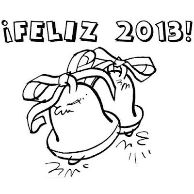 Feliz navidad 2012 junto a las campanas