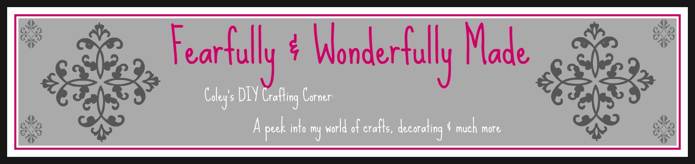 Coley's DIY Crafting Corner