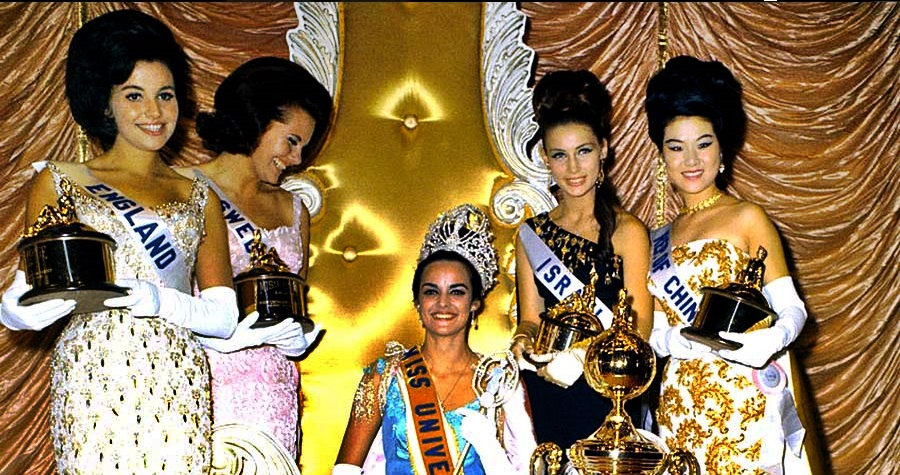 Top 05 Miss Universo 1964
