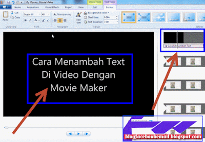 cara memberi subtitle pada video