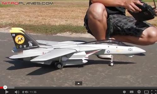 Tomcat F-14 - R/C