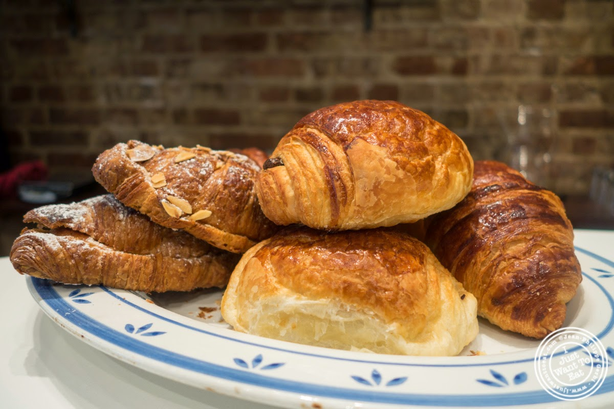 image of croissants from Choco-Pain at Verde Vita Toscana in Hoboken, NJ