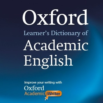Oxford Learner's Dictionary of Academic English with iWriter