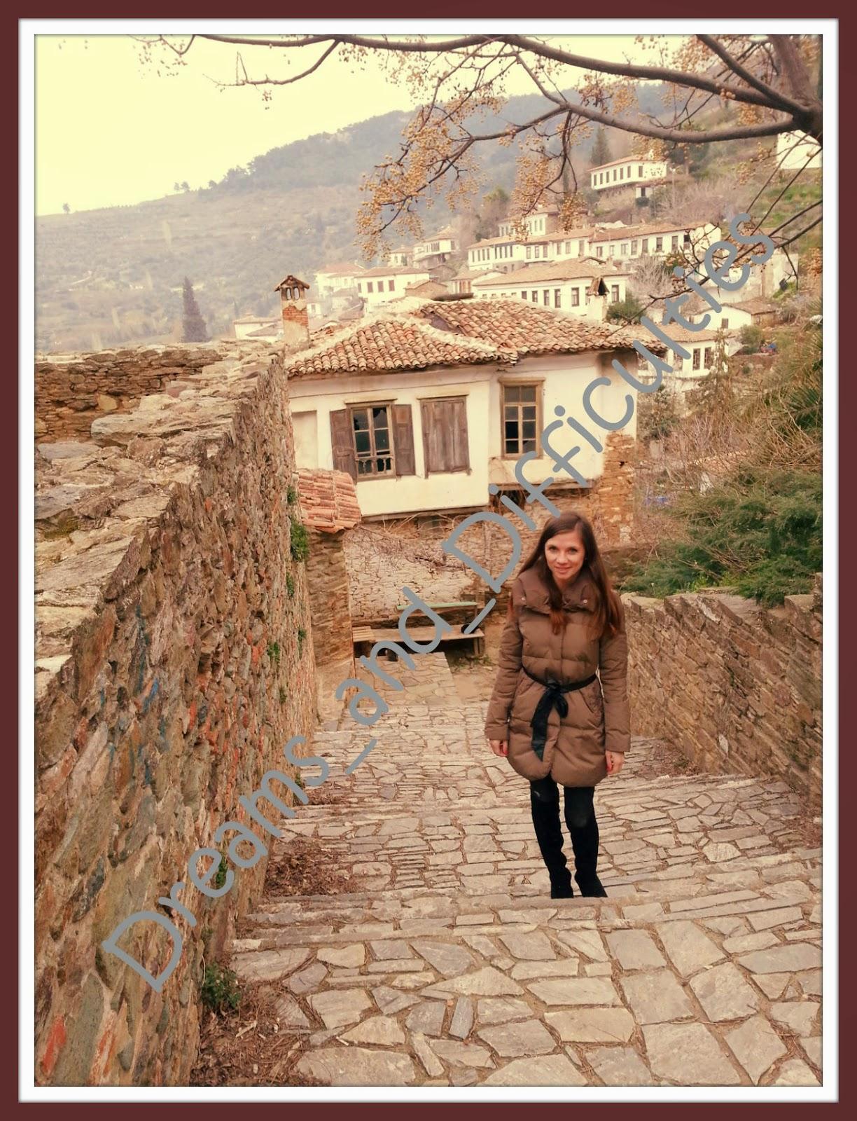 деревня в Турции