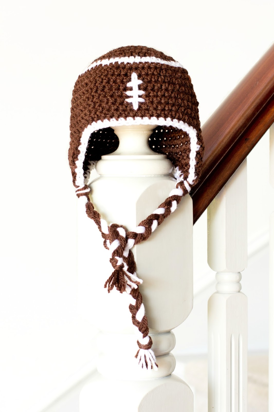 Hopeful Honey Craft, Crochet, Create: Baby Football ...