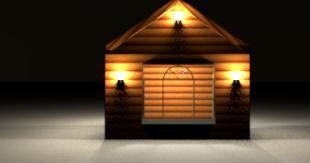 Sweet Home Como Colocar Telhado E Importar Mob Lia No