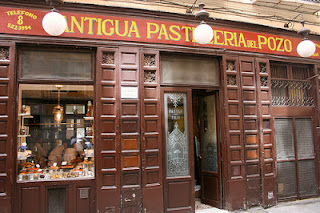 Las 2 pastelerias más antiguas de Madrid