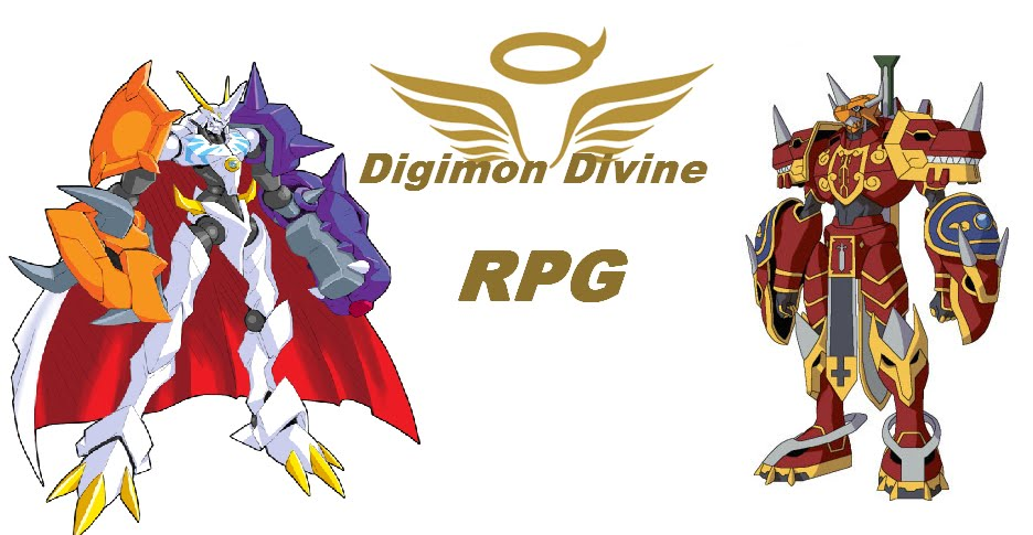 Digimon Divine RPG