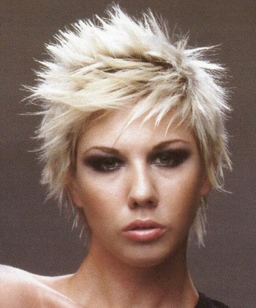 Short Punk Hairstyles like Pixie and Undercut Hairstyles | Cute Hair ...