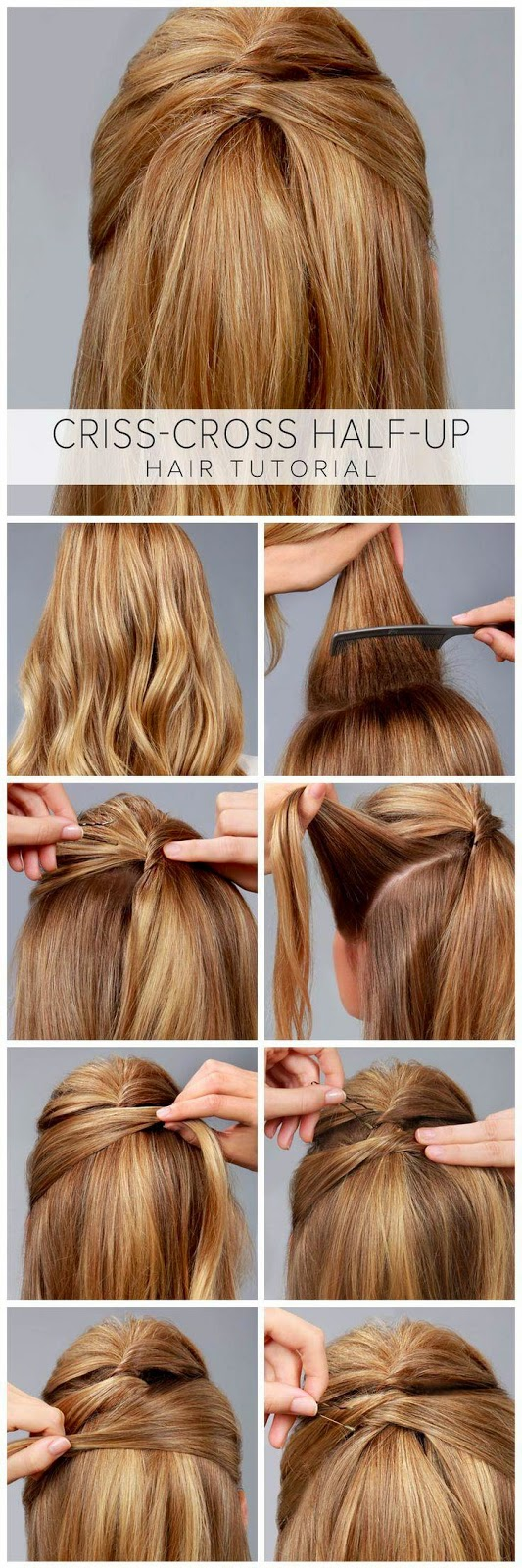 comment se coiffer pour l école
