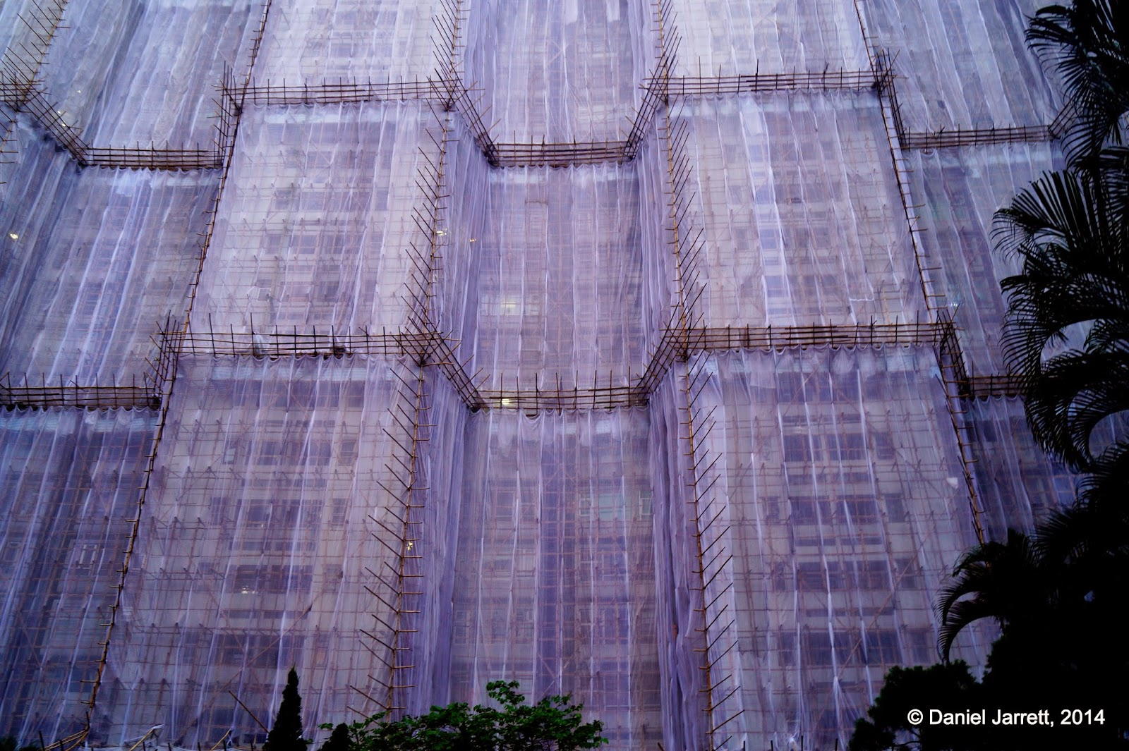 Ghost Netting in Hong Kong